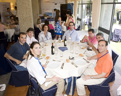 Comida-evento-open-day-aeri